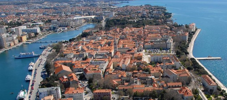 Attractions à Zadar